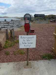 Harbour Parking Meter
